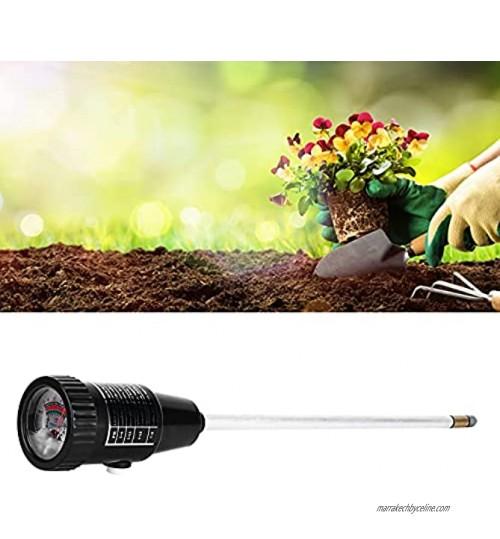 Testeur de Sol Mini Outil de Test Outils de Jardinage kit de Test de Sol ± 1% testeur de Sol de précision d'humidité Portable pour vergers de Jardin