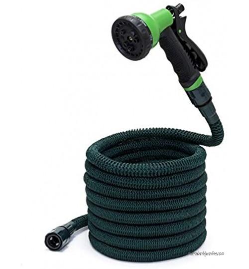 Somera Tuyaux d'arrosage extensible avec pistolet de jardin Tuyau d'eau avec embout pour robinet