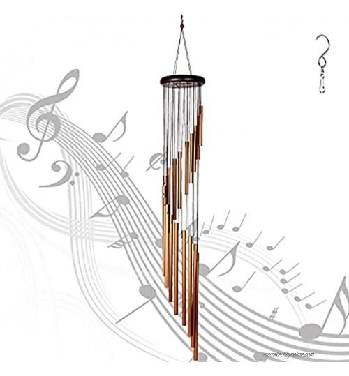 SHONTON Carillons Éoliens Musicaux,Carillons,Carillon du Vent,Carillons Éoliens,Carillon à Vent en Métal,Carillon à Vent de Jardin,Carillons de Vent pour Éxtérieur pour Patio Maison Décoration