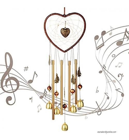 XYDZ Carillons éoliens Carillons de Vent pour extérieur Carillons Éoliens Cloche en Métal Carillon à Vent Cadeau Pour Jardin Cour Maison Chambre Artisanat Cadeaux